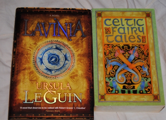 lavinia + celtic fairy tales