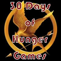 30 days of hunger games