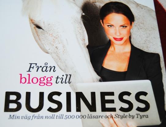 från blogg till business