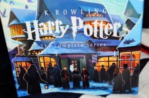 harry potter-box