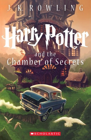 Harry Potter and the Chamber of Secrets av J. K. Rowling