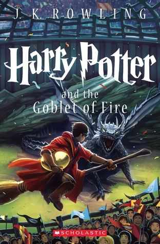 Harry Potter and the Goblet of Fire av J. K. Rowling