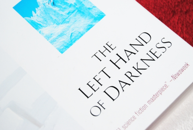 The Left Hand of Darkness av Ursula K. Le Guin