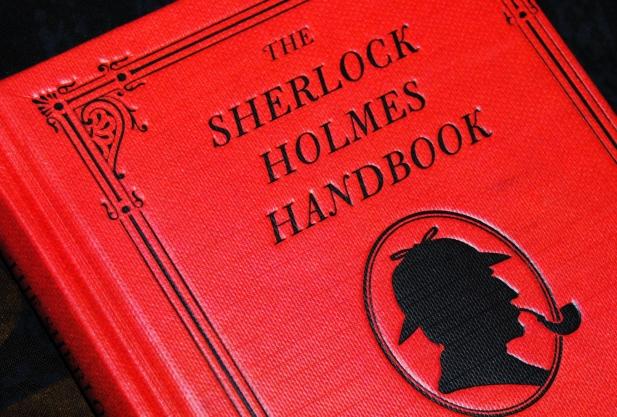 The Sherlock Holmes Handbook av Ransom Riggs