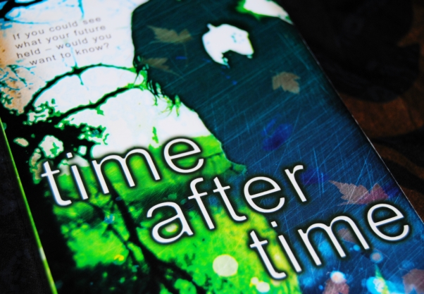Time After Time av Tamara Ireland Stone