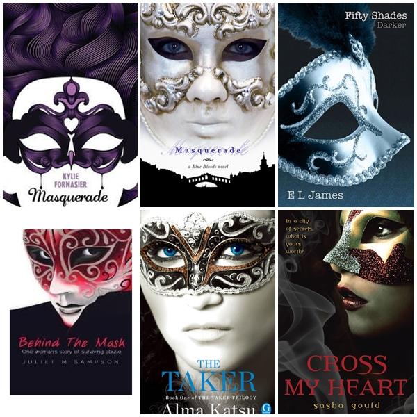 Omslagsonsdag #82 Masker