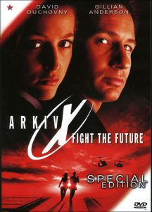 arkiv x fight the future