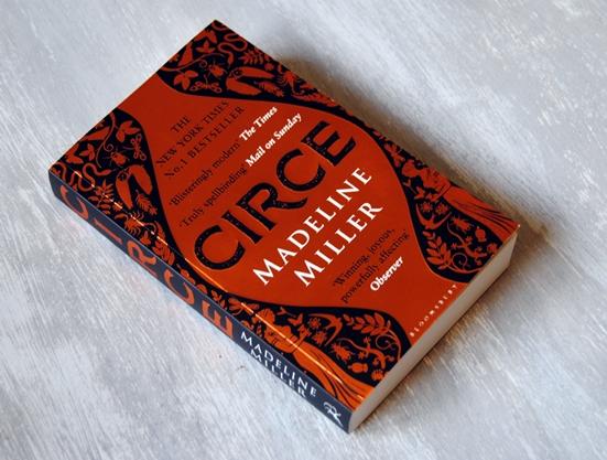 Omslagsbild Circe