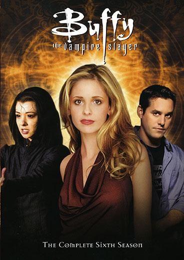 Omslagsbild Buffy the Vampire Slayer, säsong 6