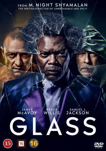 Omslagsbild Glass