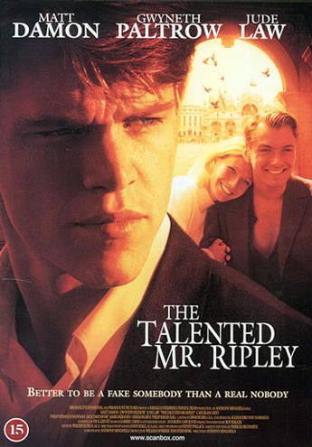 Omslagsbild The Talented Mr Ripley