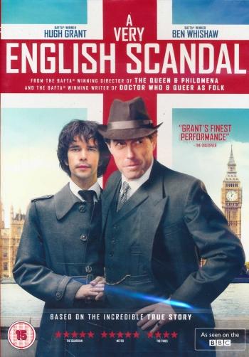 Omslagsbild En engelsk skandal/A Very English Scandal