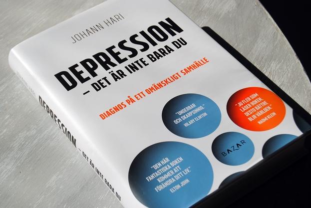 Omslagsbild Depression - det är inte bara du