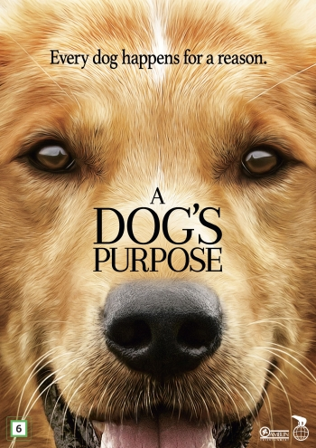 Omslagsbild A Dog's Purpose