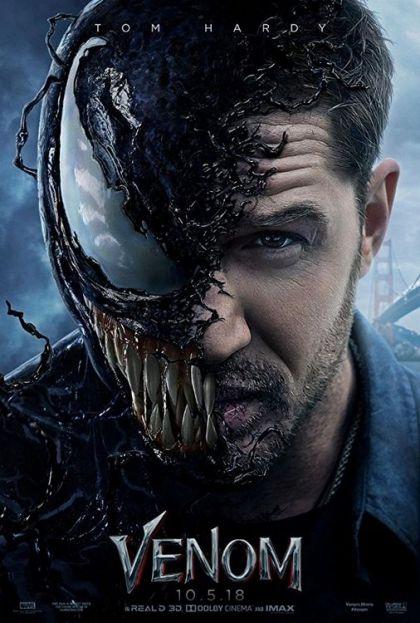 Omslagsbild Venom
