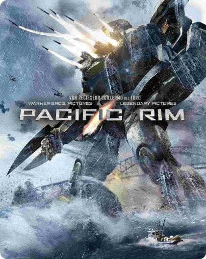 Omslagsbild Pacific Rim