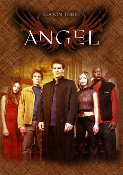 Omslagsbild Angel, säsong 3