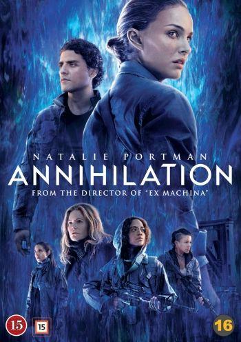 Omslagsbild Annihilation