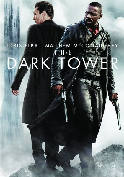 Omslagsbild The Dark Tower