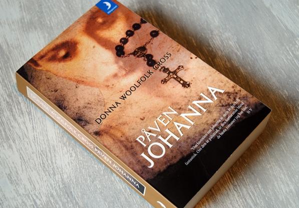 Omslagsbild Påven Johanna