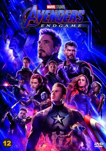 Omslagsbild Avengers: Endgame