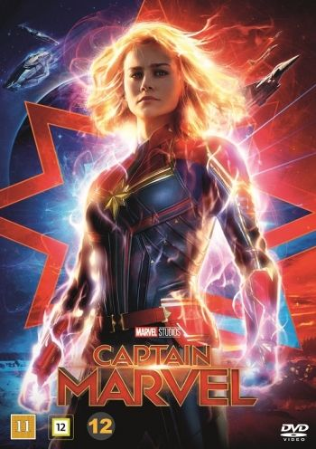 Omslagsbild Captain Marvel