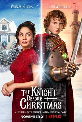 Omslagsbild The Knight Before Christmas