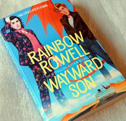 Omslagsbild Wayward Son