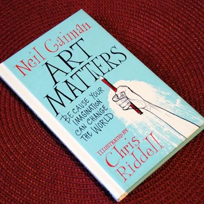 Omslagsbild Art Matters