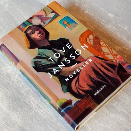 Omslagsbild Noveller av Tove Jansson