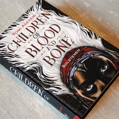 Omslagsbild Children of Blood and Bone: Solstenen