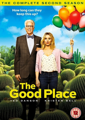 Omslagsbild The Good Place, säsong 2