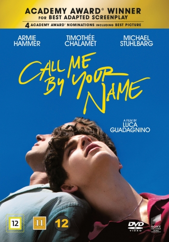 Omslagsbild Call Me By Your Name