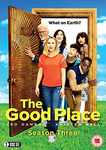 Omslagsbild The Good Place, säsong 3