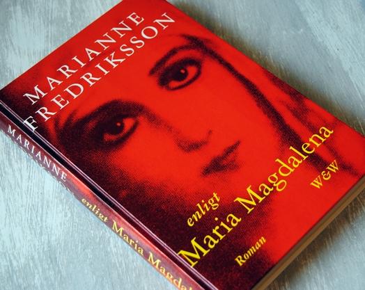 Omslagsbild Enligt Maria Magdalena av Marianne Fredriksson