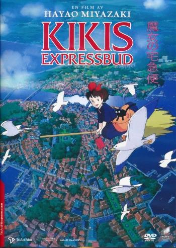 Omslagsbild Kikis expressbud