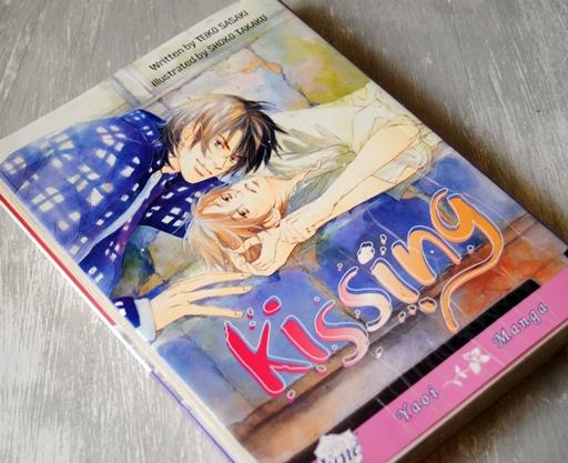 Omslagsbild Kissing av Teiko Sasaki och Shoko Takaku