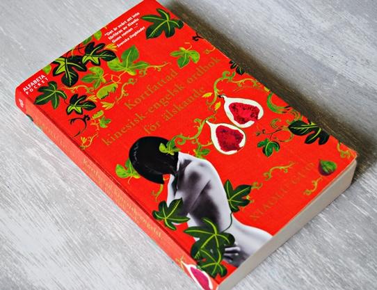 Omslagsbild Kortfattad kinesisk-engelsk ordbok för älskande av Xiaolu Guo