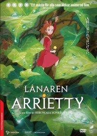 Omslagsbild Lånaren Arrietty