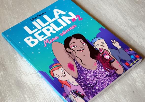 Omslagsbild Lilla Berlin - Mina vänner av Ellen Ekman