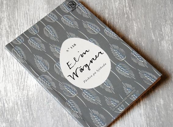 Omslagsbild Påsken på Sjöboda av Elin Wägner