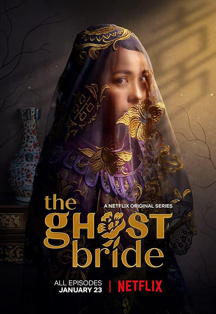 Omslagsbild The Ghost Bride