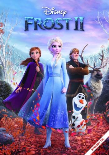 Omslagsbild Frost II