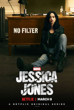 Poster för Jessica Jones, säsong 2