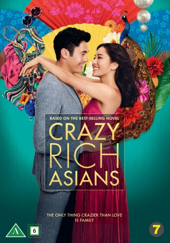 Omslagsbild Crazy Rich Asians