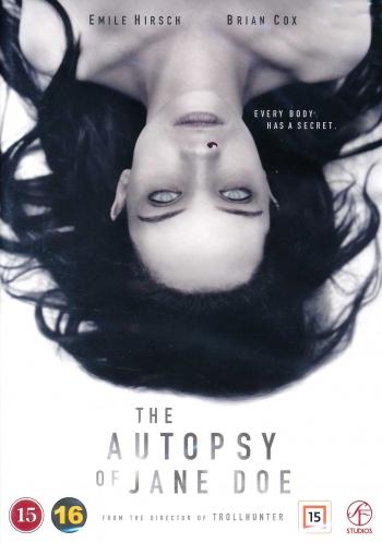 Omslagsbild The Autopsy of Jane Doe