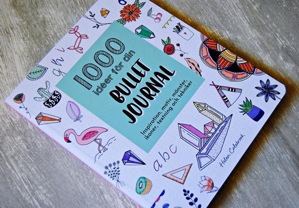 Omslagsbild 1000 idéer för din bullet journal av Helen Colebrook