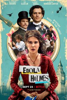 Poster för Enola Holmes