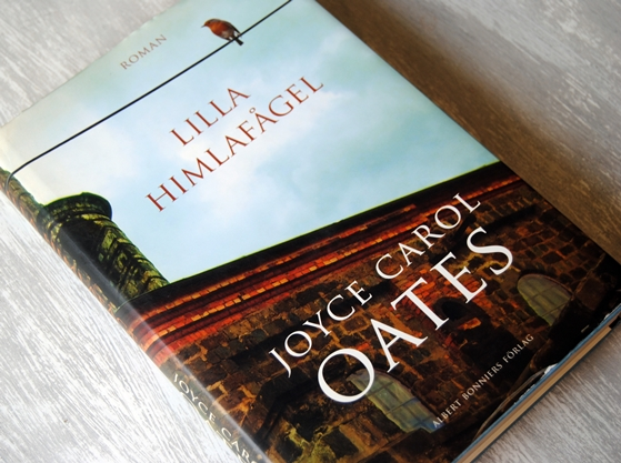 Omslagsbild Lilla himlafågel av Joyce Carol Oates.