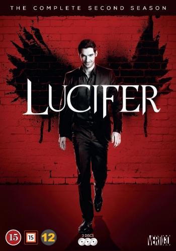 Omslagsbild Lucifer, säsong 2